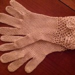 from Lorna: antique ladies' gloves