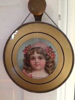 from Shelly: decorative plate