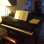 from Jennifer: 1912 Steinway made in NY