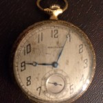 from Stephen: Waltham pocket watch