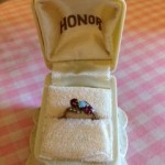 from Shelly: Grandma's ring in its original box
