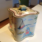 from Jennifer: tea tin