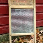 from Lucia: National washboard